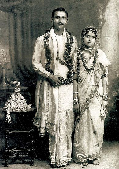 H P Bannerjee wedding 1924
