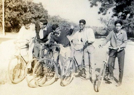 Pulok cycle friends 1967