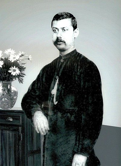Pulok great-grandfather Sanatan