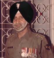 Captain Gurdial Singh. New Delhi, 1982.