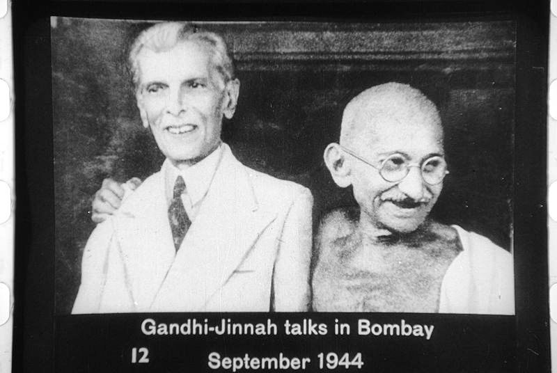 Jinnah and Gandhi, Bombay 1944