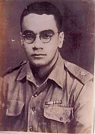 Major Banerji WW2