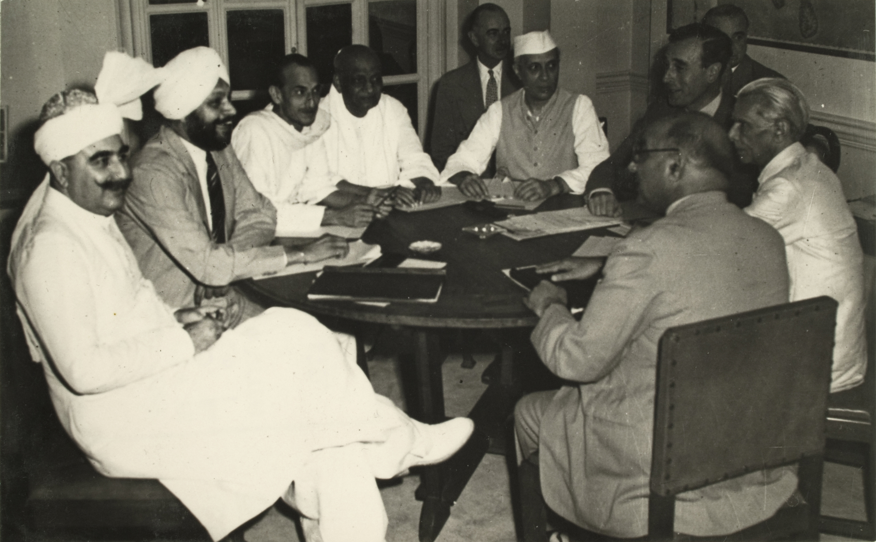 Indian leaders agree to Partition June 2, 1947